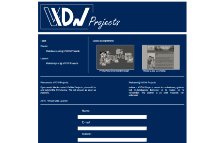 VVDW Projects
